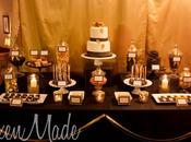 {Customer Party} Black Gold 50th