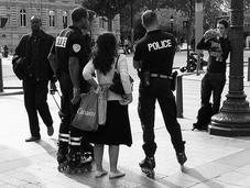 Paris Cops