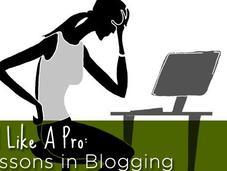 Fail Like Pro: Lessons Blogging