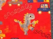 Roar! Dinosaur Baby Blanket