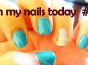Nails Today Turquoise