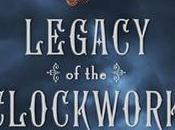 Blog Tour Author Interview: Legacy Clockwork Kristin Bailey
