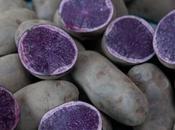 Salad Blue Potatoes