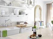Bright, White, Beautiful Kitchen