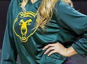 Cheerleader Week Baylor's Megan