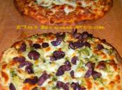 Personal Flat Bread Pizzas