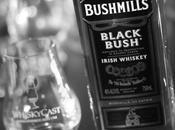 Patrick's #FlashMobBlog Whiskey Review Bushmills Black Bush.