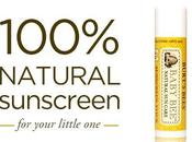 Burt's Bees Natural Sunscreen Babies