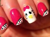 Nail Challenge: Hello Kitty