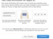 Secure Your Apple with Two-Step Verification