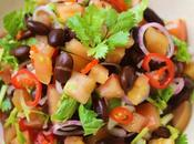 Tomato Black Bean Salad