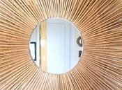 Magazine Sunburst Mirror