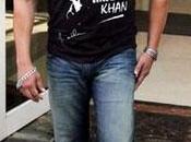 Salman Khan Wears T-Shirt with Imran Logo Message