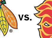 Blackhawks Flames