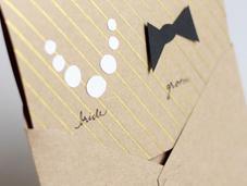 Make Homemade Card Wedding Couple