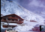 Avalanche Footage Alps