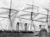 Last Victorian Leviathan Steam Ship