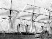 Last Victorian Leviathan Steam Ship
