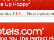 Hotels.com Re-Aligns Brand Around World