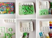 Popin Cookin Kracie Set- Gummy Land!