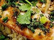 Weight Loss Recipe: Ginger Cilantro Baked Tilapia