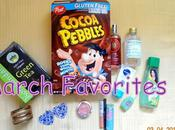 March Favorites 2013