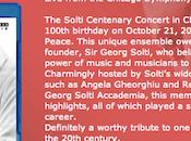 Solti Centenary Concert DVD&Blu;