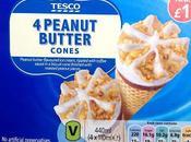 Tesco Peanut Butter Cream Cones Review