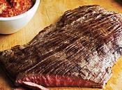 Weight Loss Beef Recipe: Flank Steak with Romesco Sauce