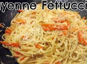 Sweet Pepper Cayenne Fettuccine