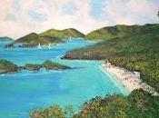 Trunk Bay, Caribbean
