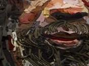 Anamorphic Portrait Bernard Pras: Entire Room Objects