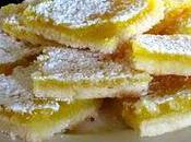 Yummy Lemon Bars