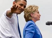 Democrats Turn President Obama, Look Hillary Clinton