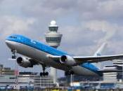 Landing Schiphol Airport (AMS), Holland