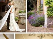 Look! Country Garden Wedding Inspiration Board