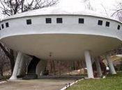 Flying Saucer House,
