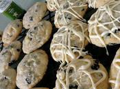 Blueberry Cream Cookies