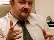 Gervais Reprising Brent Role