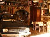 Cars Parked Inside Homes: Pretty Weird?