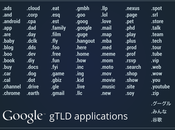 Google Will Open gTLDs. Search. Cloud. Blogs And. Each User