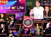 Slice Life Comedy Presents Comedian Scheve Tonight PULP