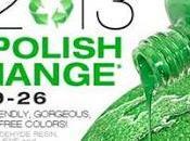 Zoya's Celebrating Earth Day! Promotion