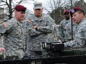 U.S. Army Camouflage Timeline Change Pattern