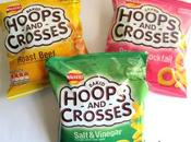Walkers Baked Hoops Crosses Review (Crisps)