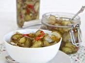 Sweet Sour Cucumber Pickle