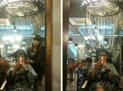 Doing Hair Cecica Salon There