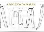 Pattern Making: Pant Rise
