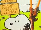 Pocky Coffee Cookie Crush Featuring Snoopy!
