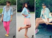 Shopping Link Five Ways Wear Chambray Shirt